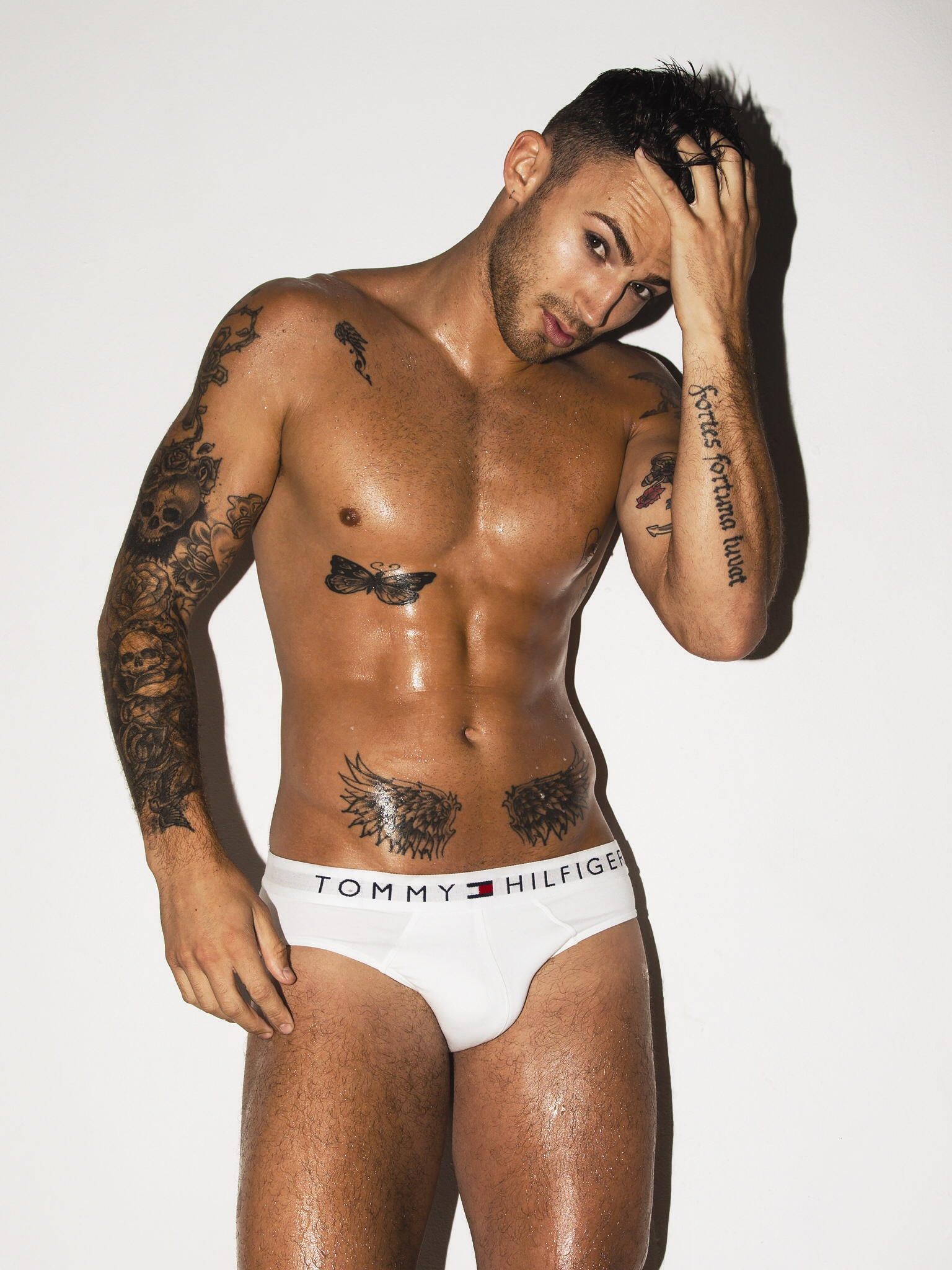 Jake Quickenden X Factor 2014 Buff Male Celebs
