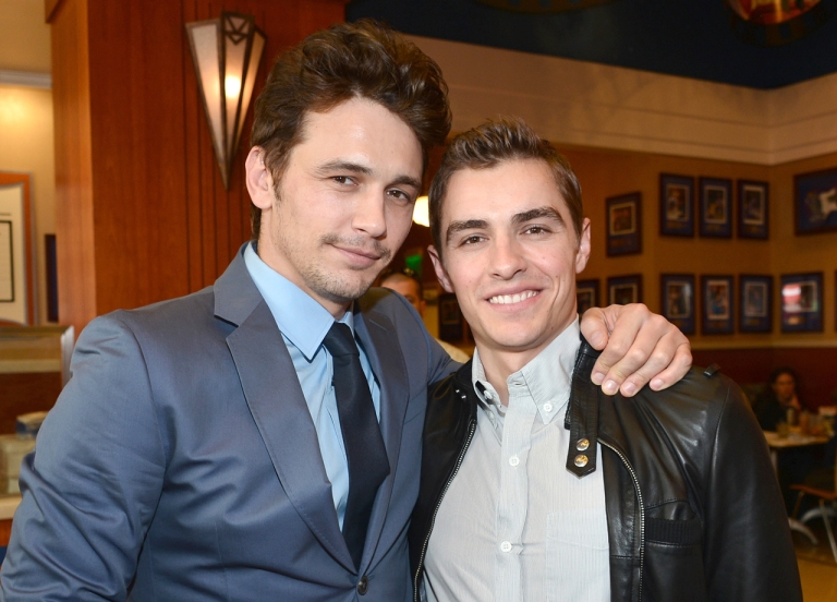 James and Dave Franco?