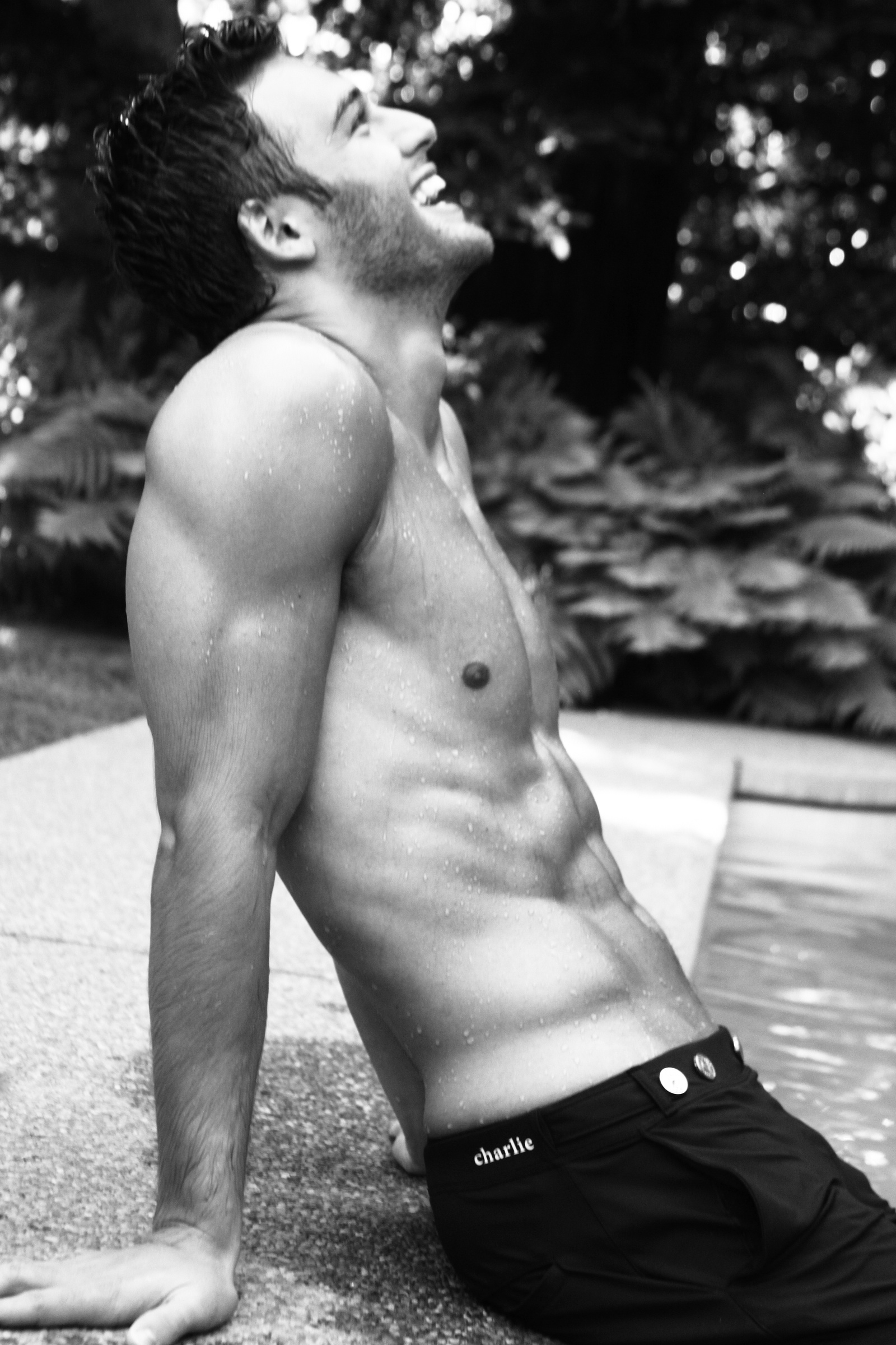 Ryan Guzman  Buff Male Celebs-3384