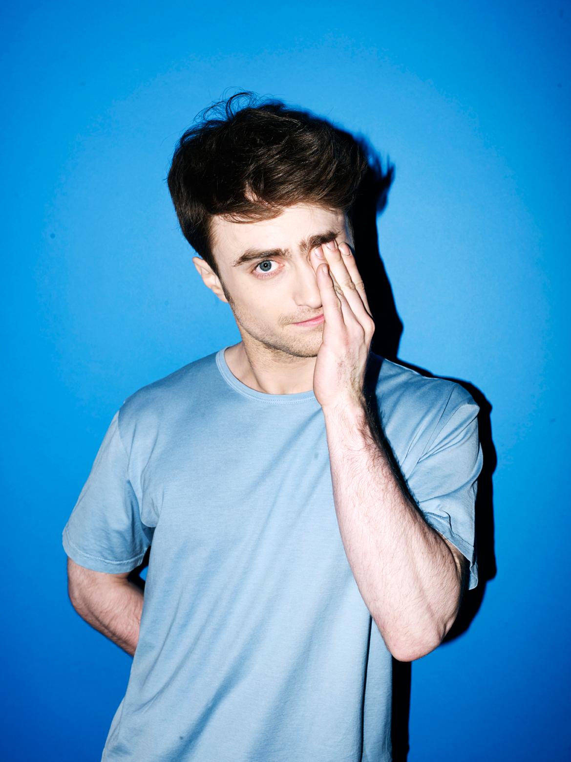 Daniel Radcliffe  Buff Male Celebs