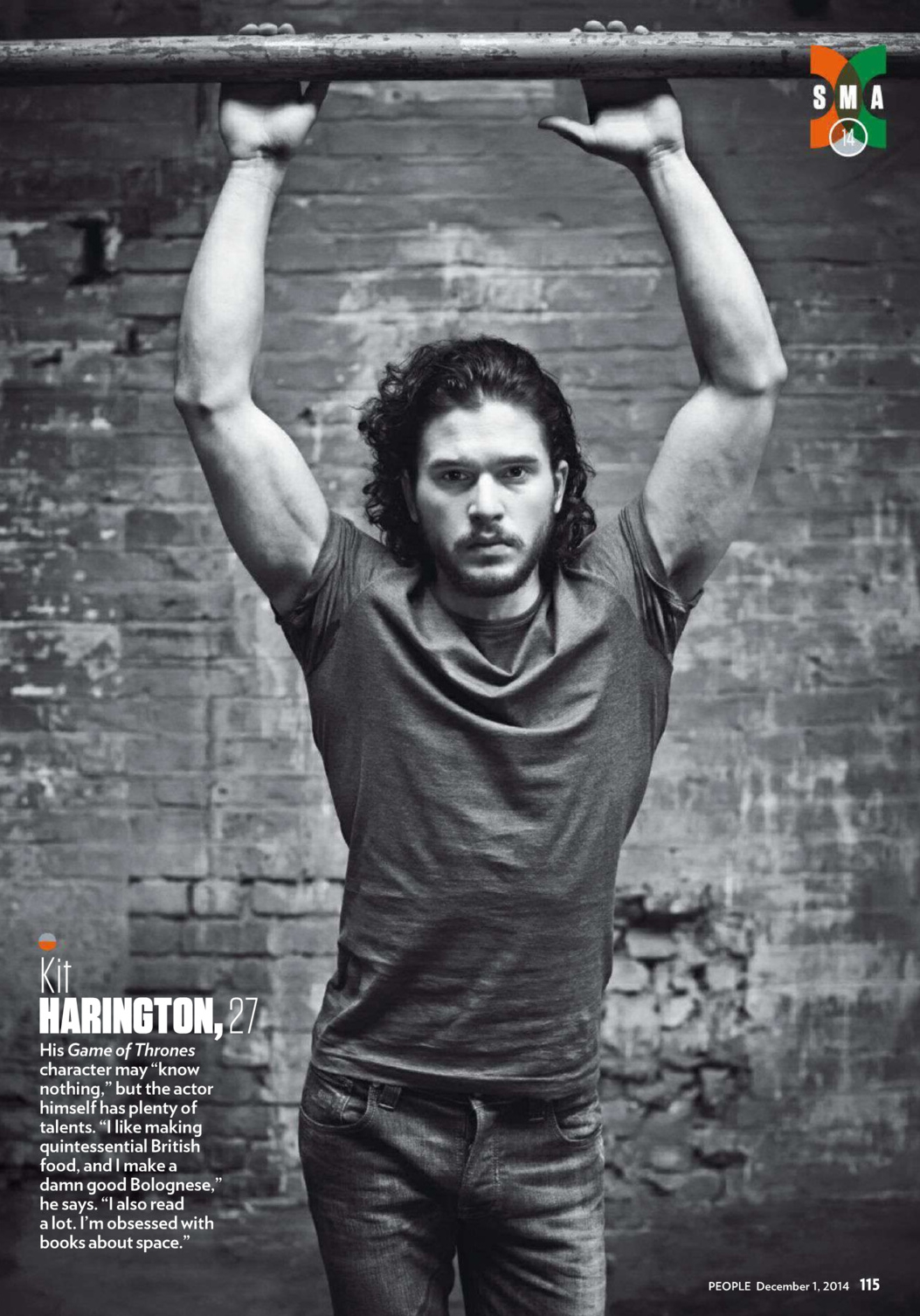Kit Harington Pictures  Buff Male Celebs-7798