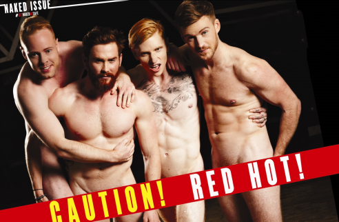 Red Hot Guys