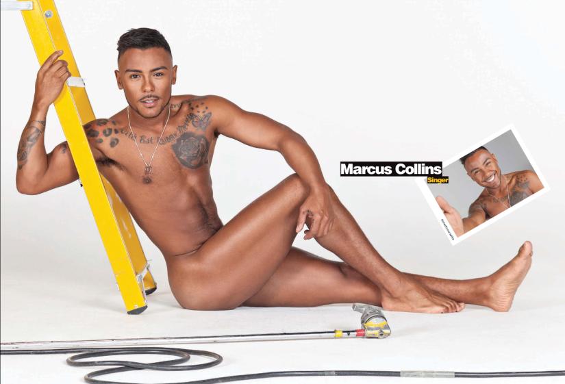 Marcus Collins – GT NakedShoot
