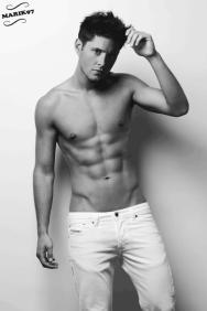 Jensen Ackles shirtless model gay