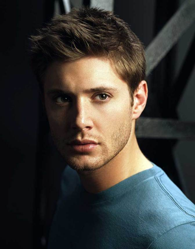 Jensen Ackles hot hunk model