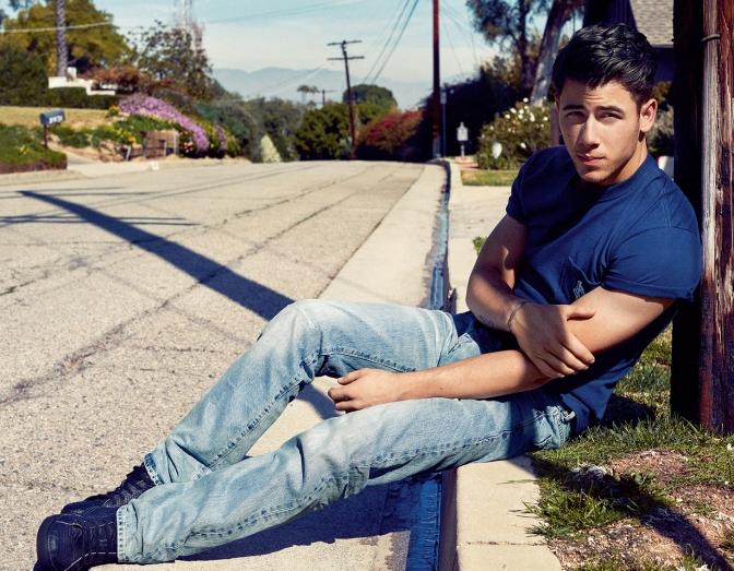 Nick Jonas!