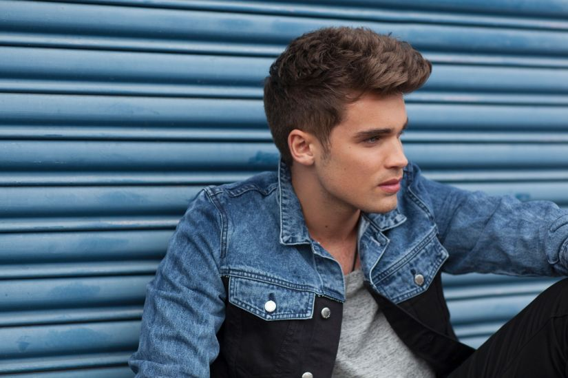 Union J – Josh Cuthbert