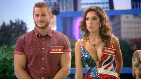 Austin and Farrah.