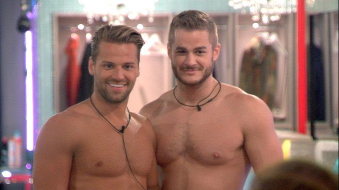 James & Austin Celebrity Big Brother!