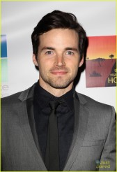 """The """"Road to Hope"""" Charity Benefit Featuring: Ian Harding Where: Los Angeles, California, United States When: 15 Apr 2014 Credit: FayesVision/WENN.com"""