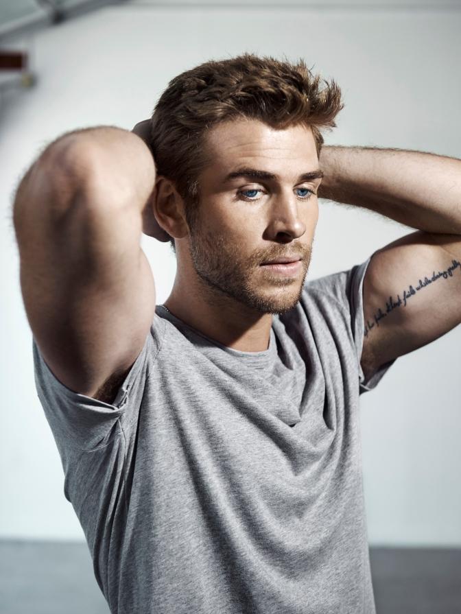 Mr Liam Hemsworth!!