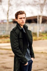 Tom Holland is an English actor and dancer. Holland is known for playing Spider-Man in the Marvel movies. EXCLUSIVE. SPECIAL RATES APPLY © Nikki Holland / eyevine Styling by Amy Cooper. Contact eyevine for more information about using this image: T: +44 (0) 20 8709 8709 E: info@eyevine.com http:///www.eyevine.com©Tom Holland photographed in Atlanta USA. ***MIN 50 EURO*** *** Local Caption *** 01833926